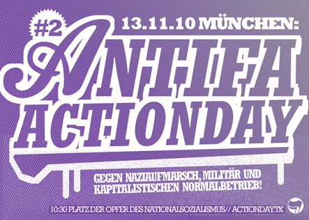 Antifa Actionday #2